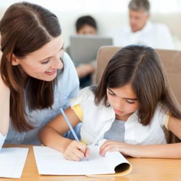 Consejos para ayudar en las tareas escolares